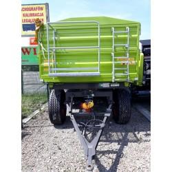 Przyczepa rolnicza SPT 10 nowa ładowność 10 ton