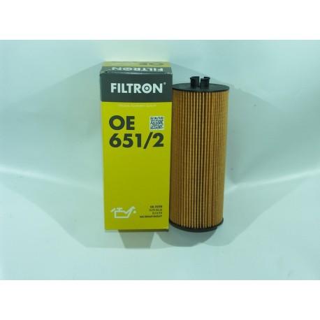 Filtr oleju oe651/2 Mercedes Atego