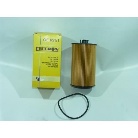 Filtr oleju ATEGO OE651/1